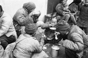 60年中国人餐桌上的变化
