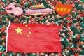 全国各地喜迎新中国60华诞
