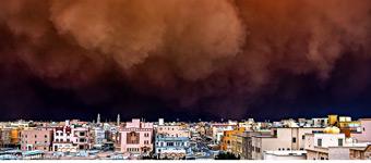 地球的凄凉一面:环境发生改变影响人类世界