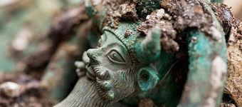法国发现了2500年前凯尔特人王子豪华墓地