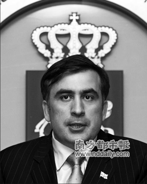 格鲁吉亚总统辞职备战大选
