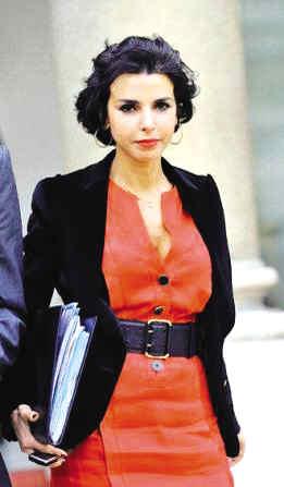 据称法国前女司法部长女儿生父为卡塔尔高官