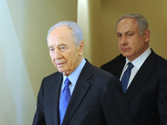 以色列总统授权内塔尼亚胡组建新政府