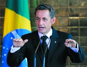 萨科齐被指滥用职权报复法国前总理德维尔潘