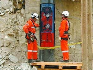 智利受困68天矿工今日上午开始升井
