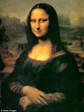 蒙娜丽莎画像