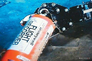 分析局5月1日宣布找到2009年在大西洋上空失事法航客机的一个黑匣子