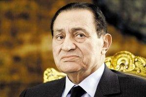 资料图片:埃及前总统穆巴拉克
