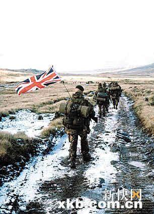 英重提战争计划 马岛之争恐升级