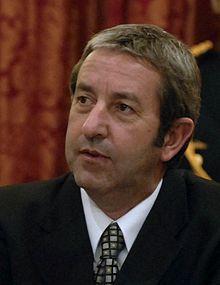 阿根廷前副总统胡里奥•科沃斯