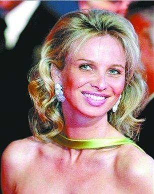 46岁的科里娜・维特根斯坦。