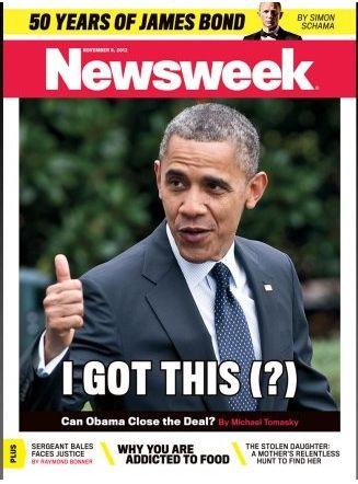 美国《新闻周刊》封面