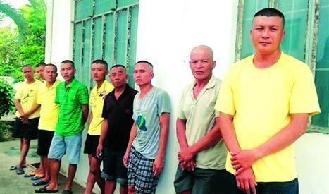菲律宾打击非法劳工抓扣81名中国工人|菲律宾