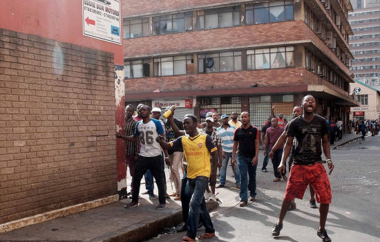 南非爆发大规模排外骚乱 多国准备撤侨