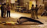 组图:印度孟买连环恐怖袭击事件致80人死亡