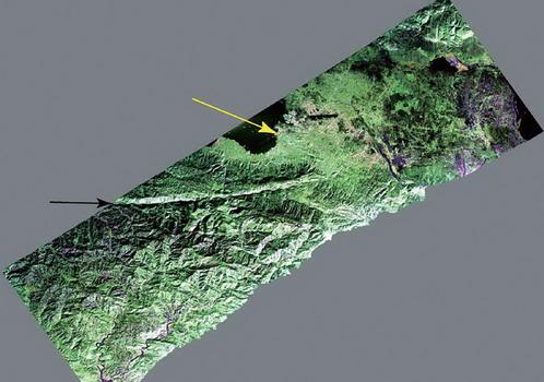 专家为了解海地未来地质活动绘当地断层带3D图