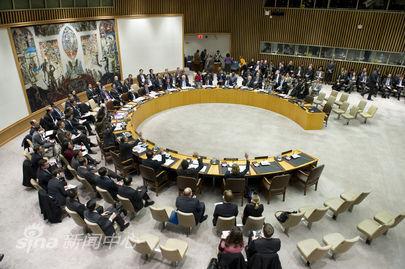 2013年1月22日,联合国安理会一致通过关于朝鲜发射卫星问题的第2087号决议。来源:联合国