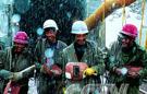 青藏铁路的建设者