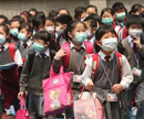 香港发生流感疫情