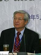 北京大学校长许智宏