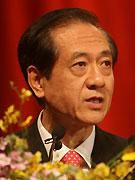 全国人大副委员长韩启德