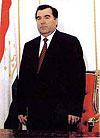 塔吉克斯坦总统