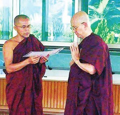 缅甸领导人退隐后为何能放心出家?