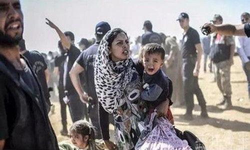 """叙利亚危机是一个主要的""""和平威胁"""",世界必须齐心合力才能解决它"""