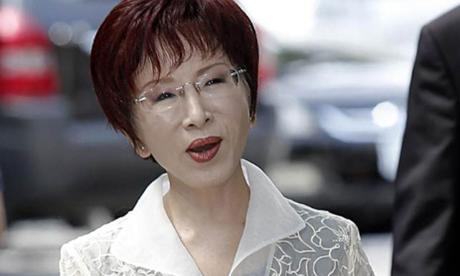 洪秀柱能当选台湾地区领导人吗?