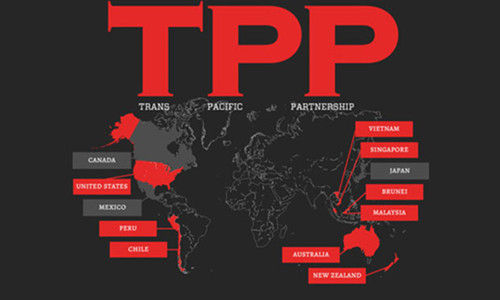 TPP能多大程度上遏制中国经济?