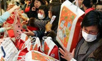 国人抢购日本商品
