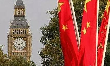 对英国的特殊访问,其实就是一次高超的外交博弈