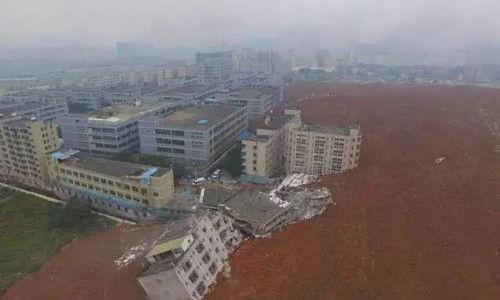 """说深圳这起事故是""""山体滑坡"""",是不客观的"""