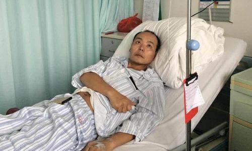 """深圳""""抗癌斗士""""吴树梁"""