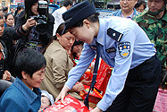 重访最美女警蒋敏:我就是一个小警察