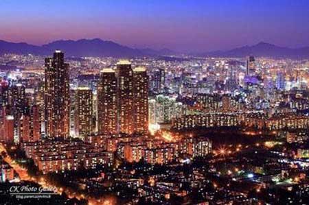 韩国首尔是世界上人口最多的发达城市