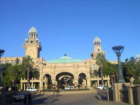 南非太阳城