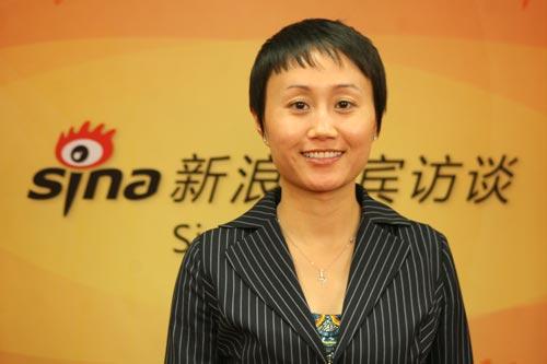 北京林业大学招生就业处副处长、招生办公室主任穆琳做客新浪谈09高招