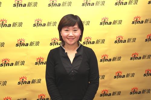 中国政法大学招办主任刘玲玲做客新浪谈09高招