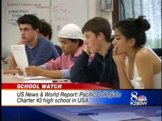 Pacific Collegiate Charter Santa Cruz, CA