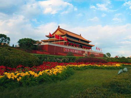 十月一日 中国国庆节的历史意义
