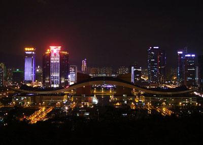 第三位:深圳