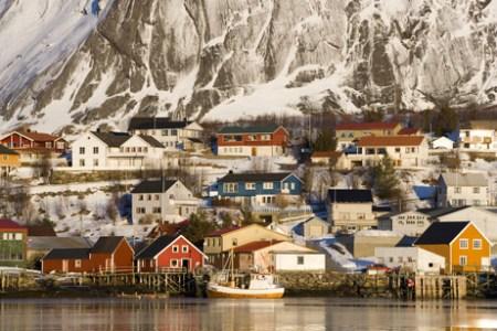 挪威 罗浮敦岛