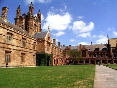 悉尼大学图书馆