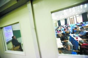 授课老师:让中学生感受大学的氛围