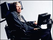 Well-known scientist Stephen Hawking