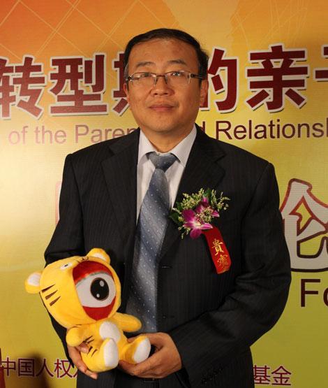 首都医科大学杨凤池教授接受新浪嘉宾聊天室专访