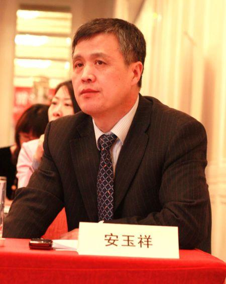 中国留学服务中心副主任安玉祥担任中国留学论坛分论坛主席