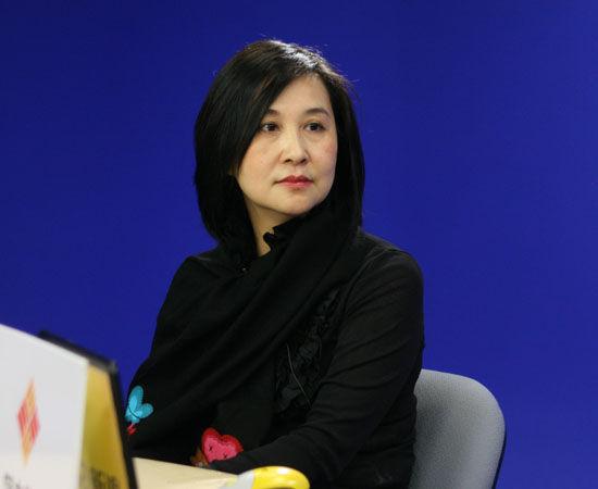 香港大学中国事务处总监黄依倩