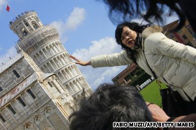 意大利,比萨斜塔